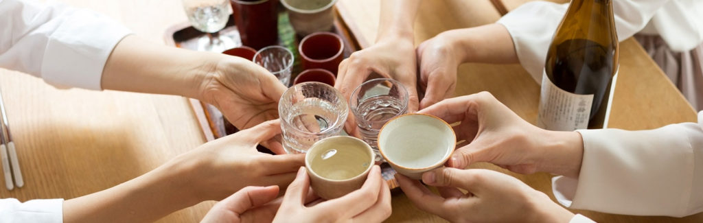 酒の駅は日本酒を世界に広めます