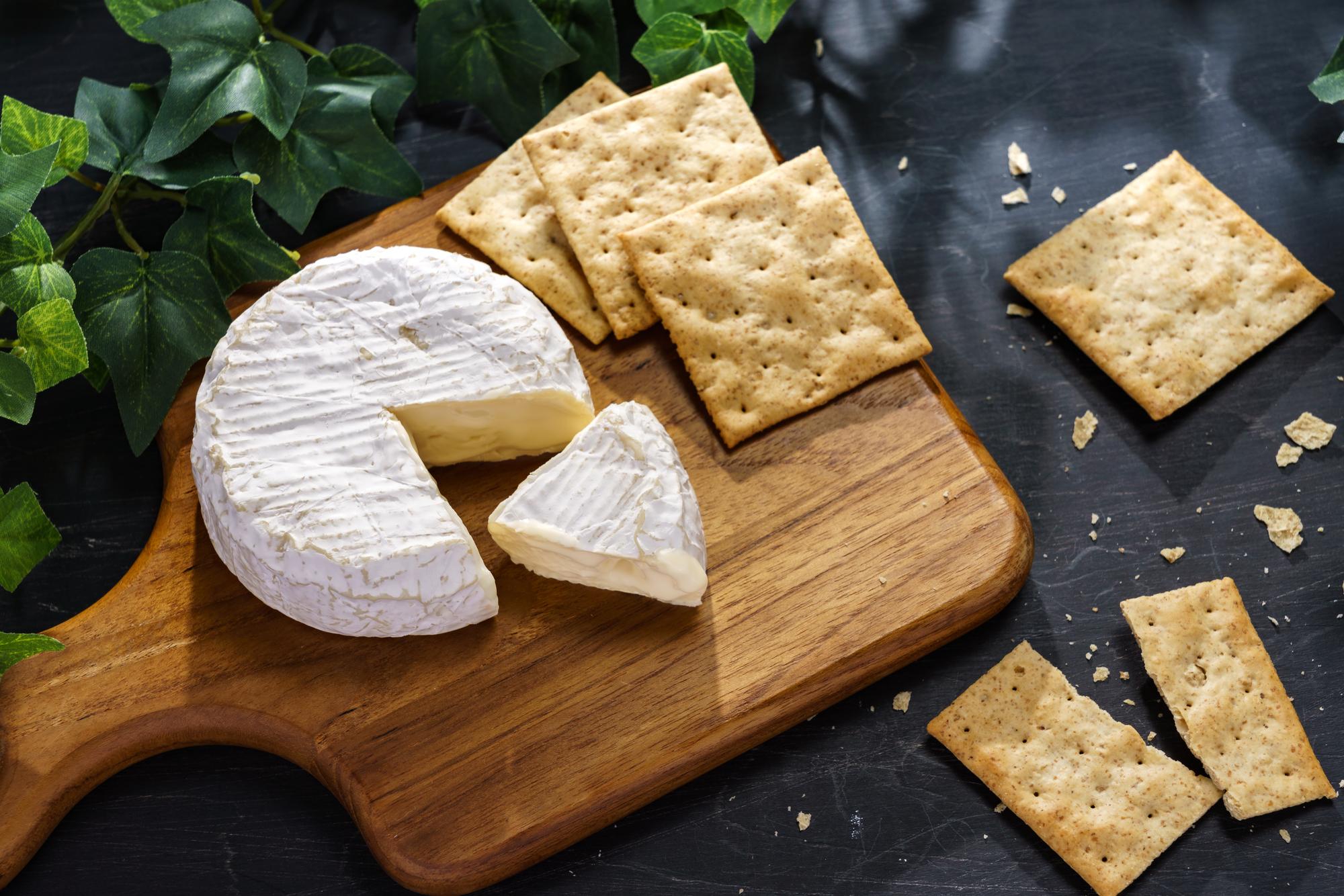 チーズと日本酒